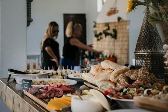 Diner at Vale a Pena