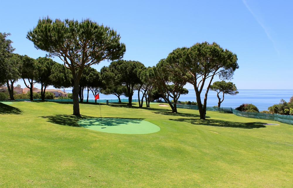 Golfbaan Algarve