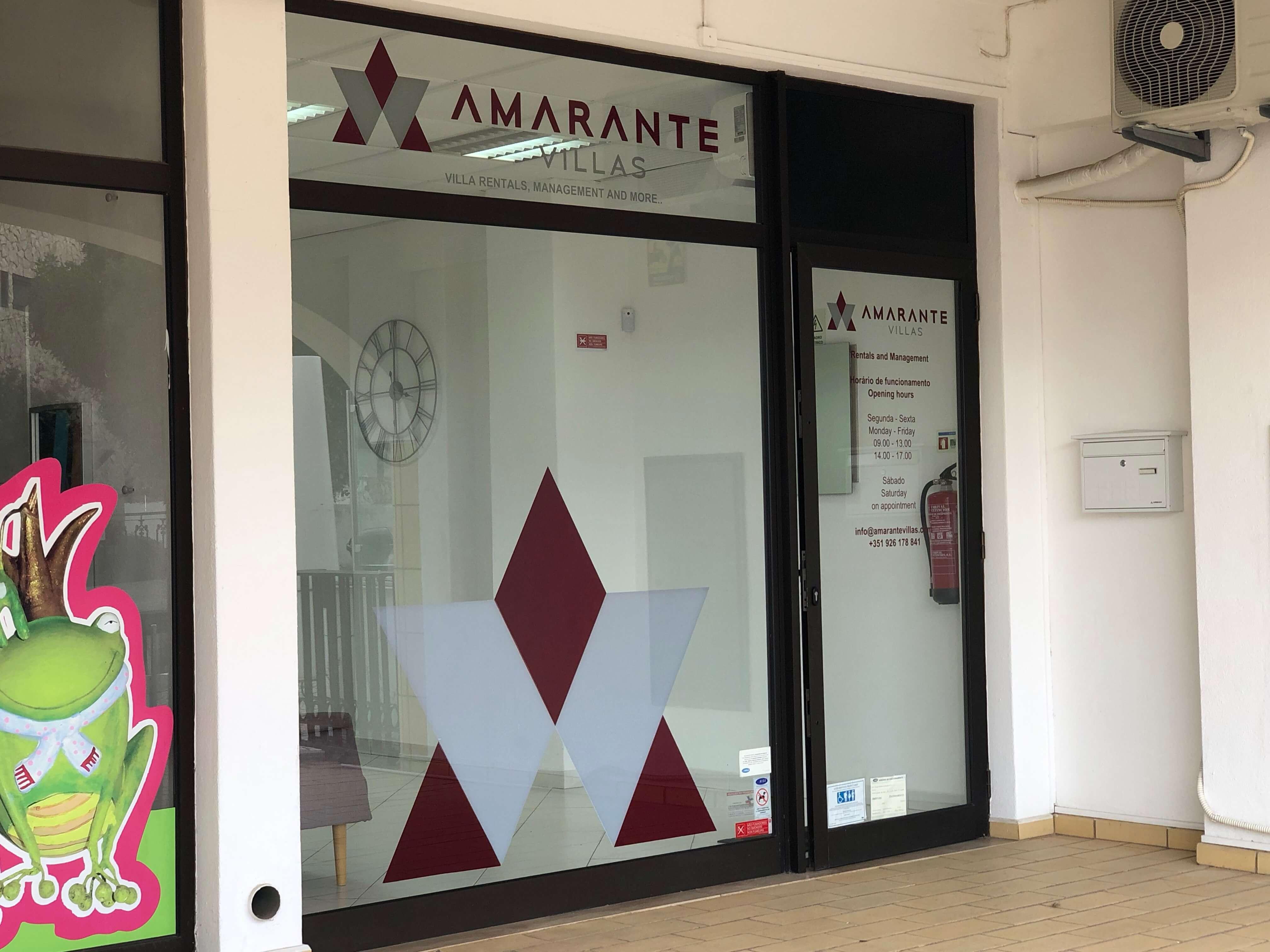 AMARANTEVILLAS - ALGARVE