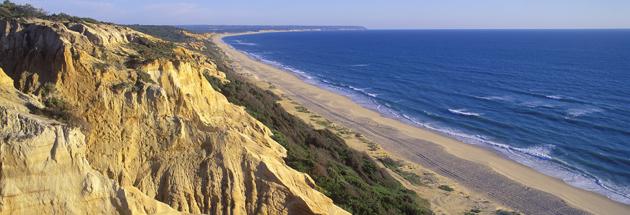 Aroeira strand (fonte da telha)
