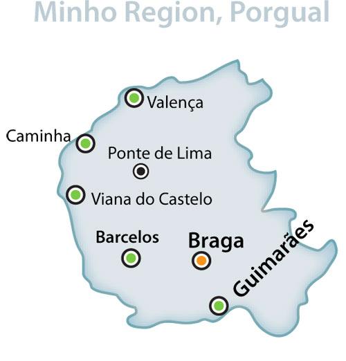 Minho regio