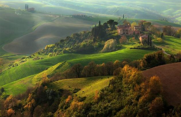 Huur villa toscane