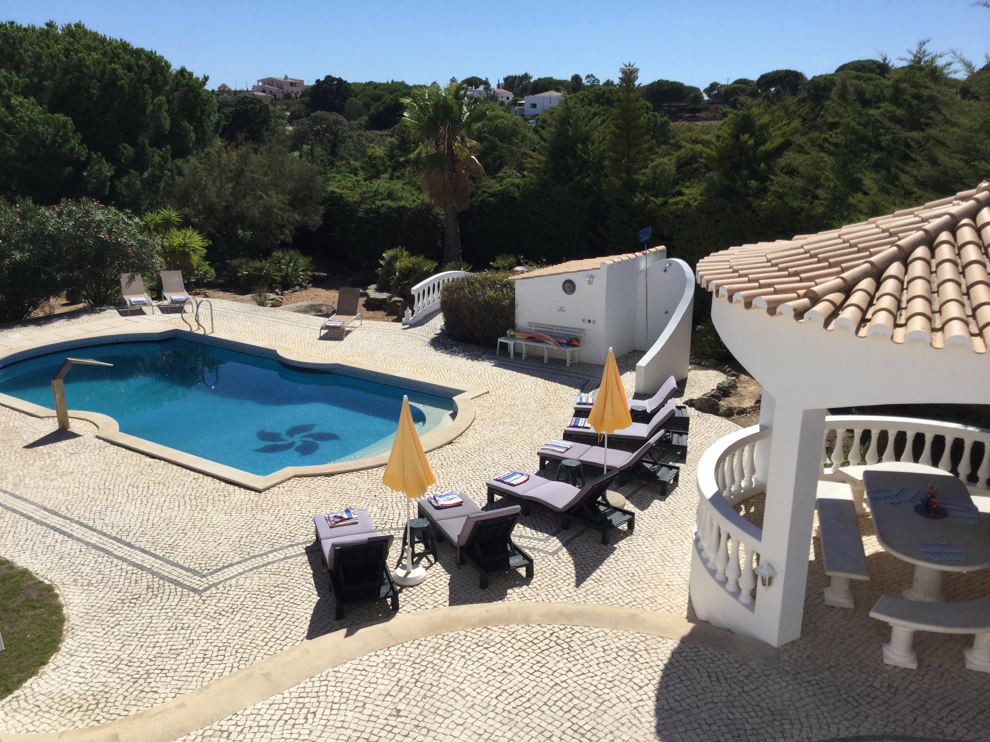 Luxe vakantiehuis Algarve huren