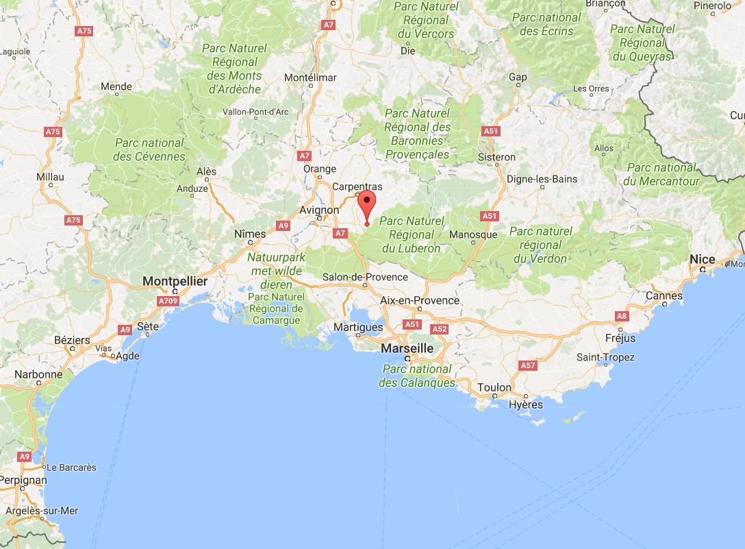 Locatie resort Domaine Les Demeures Du Luc