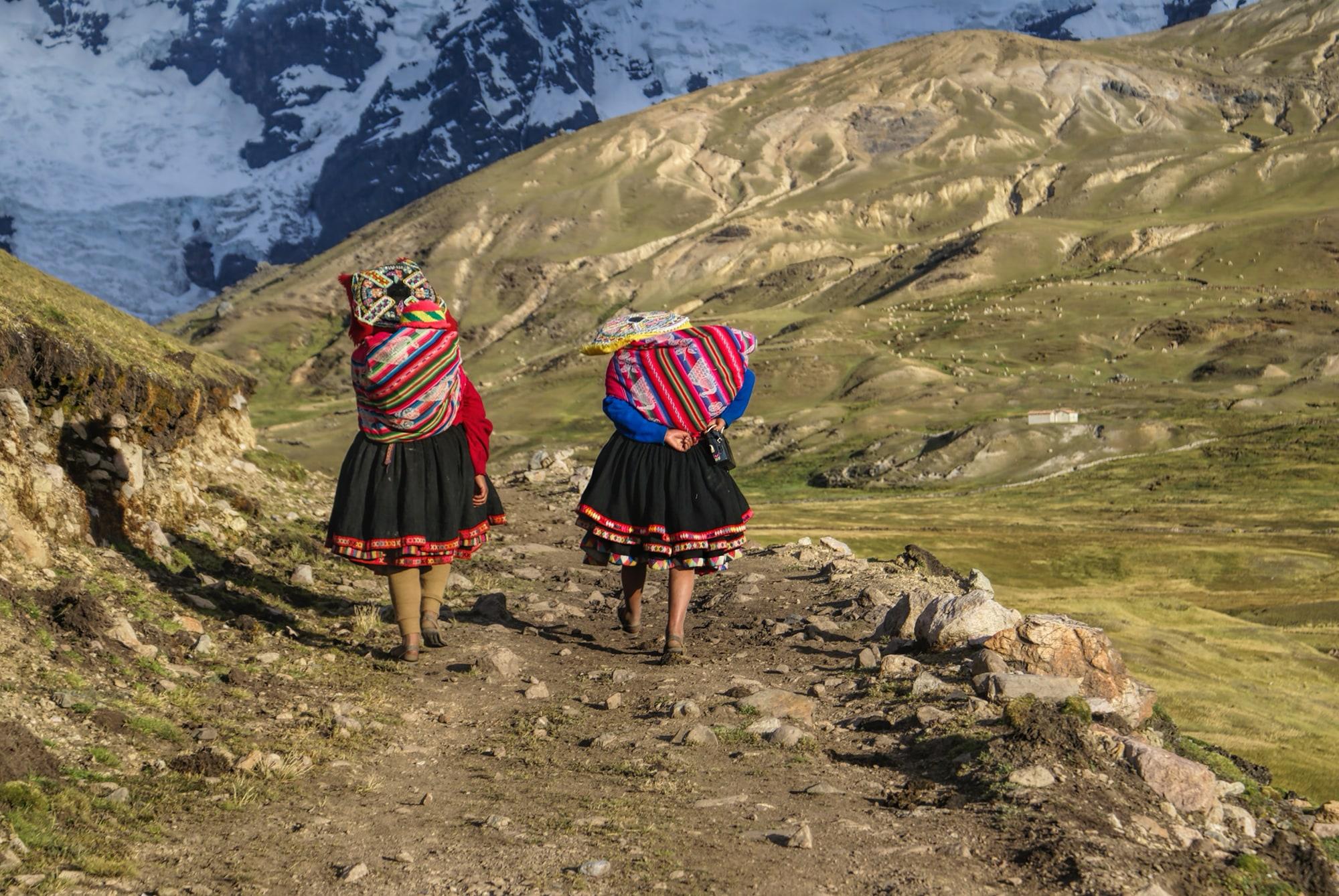 Inca's chunu