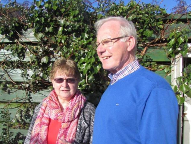 Gerrit en Jannie Leuvenink