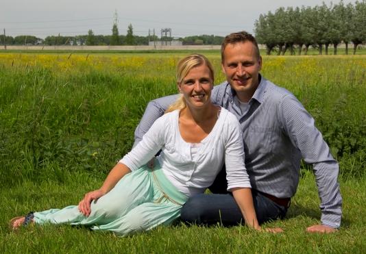 Jacques en Annette Brunt