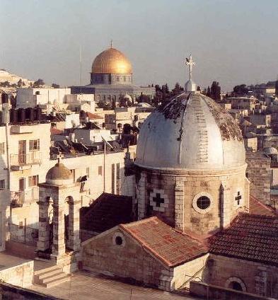 Berg Tabor en vlakte van Jizreël